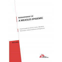 Management of a measles...