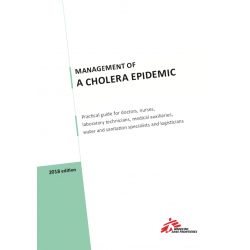 Management of a cholera...